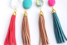 Tassel crazy / Jewel inspiration