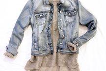 Oblečení - inspirace a DIY
