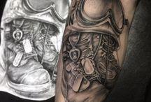 Gustavo Cesar tattoo