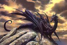 Los dragones / Todo lo que sabemos e investigamos sobre dragones