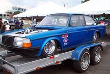 Volvo racer