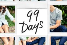 99 Days by Katie Cotungo