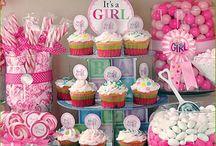 Baby Gift & Party Ideas / by Stephanie W.