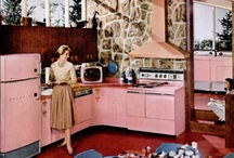 Retro / Fashion, decor, anything from a bygone era. With rose-tinted glasses, images from a gentler time.