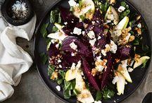 Allison / Creamy beetroot salad