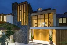 Modern Architectural / A beautifully architectural new home for modern living