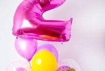 2Nd Birthday Luftballons