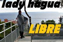 LADY HAGUA CANTAUTORA / Relaciones publicas
