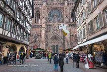 Mercadillos navidad Estrasburgo