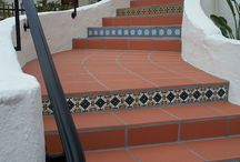 Terra Tile for Terracotta Tile / Terra Tile is a brand of tile sold at New Metro Tile Company http://newmetrotile.com in Los Angeles, Ca. Visit us and check out our fabulous array of Terra Cotta tile, pavers, and saltillo for the floor and patio.