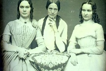 1840s / Photos and dresses from the 1840s