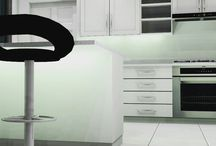 Sdmdesigns   ....All white kitchen design