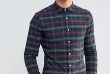 Men's Shirts :: Plaid shirt (Asos) / Are you looking for shirts for men? Find the best brands of plaid shirt like Asos, French Connection, Reclaimed Vintage, Jack & Jones, New Look, D-struct, Farah, Selected Homme, Pull&Bear, Fred Perry, Tommy Hilfiger, Brave Soul, Burton Menswear, Jack Wills, Levis, Only & Sons, Polo Ralph Lauren, Esprit, Calvin Klein, SIXTH JUNE...