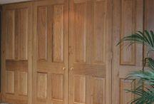 Venables Oak panelling / Examples of Oak panelling