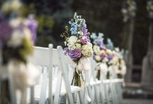 Your Ceremony / Find ideas here for aisle flowers, chuppahs, and more for your perfect ceremony.