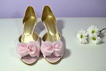 Růžové boty / Ružové topánky / Vaša obľúbená farba v roku 2016 - růžová a všetky jej blízke odtiene. Svetlá ružová, cukríková ružová, cyklaménová, staroružová, ružovopudrová....Vaše návrhy a ich realizácia...ďakujeme