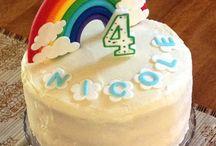 Lauren & Megan's 4th Birthday