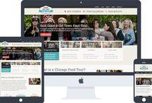 Chicago Web Design / Website design and development from Chicago suburban interactive media company Telegraphics, Inc.