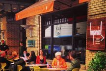 Foodies Eat OUT / Outside places at some of Portland's best restaurants! This board has a focus on FOOD, where you can enjoy Happy Hour OUTSIDE, be it on a sidewalk or on a lovely deck. / by Cindy Anderson