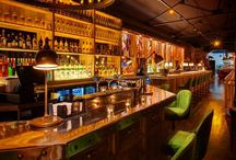 Tribeton / We supplied reclaimed timber for cladding for this new bar restaurant in Galway.