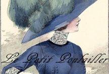 Fashion History 1890-1914