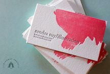 creative business cards / by Dawn Smith Designs