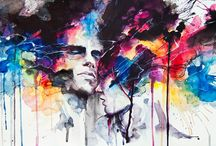 painting agnes cecile