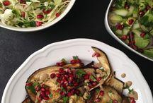 Opskrifter salat og tilbehør