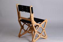 Electron chair