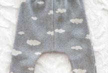 Baby clothes / by Louise Rosendal von Essen