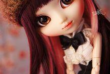 Mini dolls / by •♥•MsPatty •♥•D.