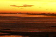 BeniSunset / Fotografías de Benicàssim al atardecer y en la puesta de sol.