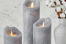Home Decor Candle Inspiration / Light up your home with some gorgeous candles. The perfect way to add style to your interiors...