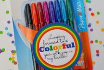 School staff gift ideas