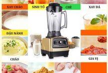 Các loại máy làm sữa đậu nành