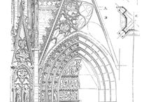 Classical Architecture Drawing