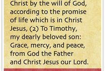 2nd Epistle to Timothy