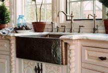 Kitchen Ideas / by Kristine Reyes