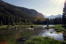 Thru-Hiking: John Muir Trail