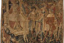 språng illustrations - medieval
