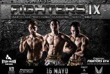 FIGHTERS 9 / GRAN VELADA PROFESIONAL DE KICK BOXING BOXEO & MMA