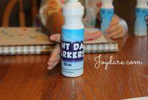 Toddler actives / by Jen Hopper-Praediger