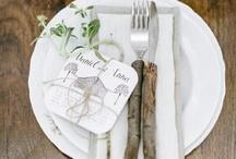Forrest Wedding Ideas