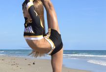 Cheer<3 / by Brittany Andrews