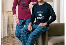 ÇİFTLERE ÖZEL PIJAMA / Sevgilinizle birbirinizi tamamlayacağınız pijama takımları birden fazla renk ve beden seçenekleri ile Mark-ha.com' da.  Üstelik tüm kredi kartlarına 12 taksit fırsatı. Dilerseniz kapıda nakit ödeme seçeneği ile. https://www.mark-ha.com/ciftlere-ozel-pijama