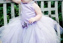 Flower girl , bridesmaid dress