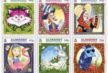 Alderney 2015 Stamps / Alderney Post 2015 Stamp Issue