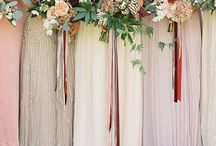 2016 NW Wedding Trends / Trends for 2016 weddings, based on our clients' styles, and from around the Northwest