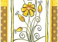 Draw Plants / Floral inspiration