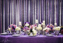 Purple Dinner Parties